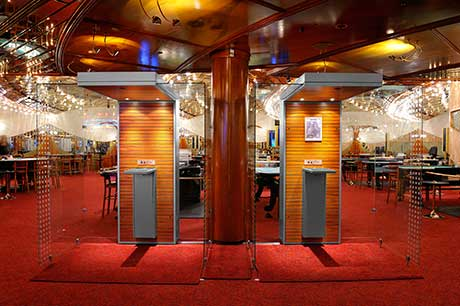 Smoking Lounges For Casinos